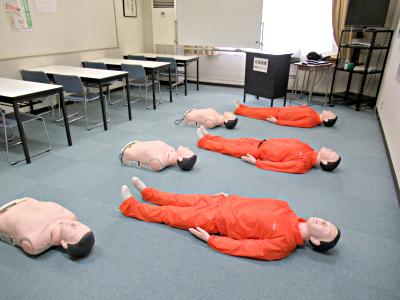 応急救護室 439