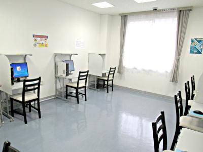 効果測定室 426